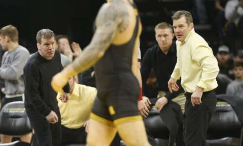 Iowa wrestling newcomers should keep Hawkeyes at the top