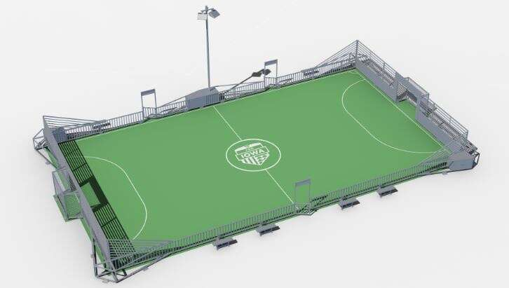 Marion's Hanna Park upgrades to include soccer mini-pitch from Pro Iowa campaign
