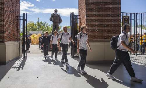 Photos: Colorado State at Iowa Pregame