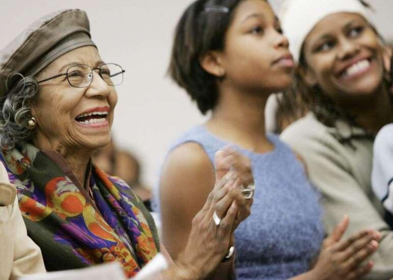 Willie Stevenson Glanton blazed trail in Iowa for women of color in politics and law