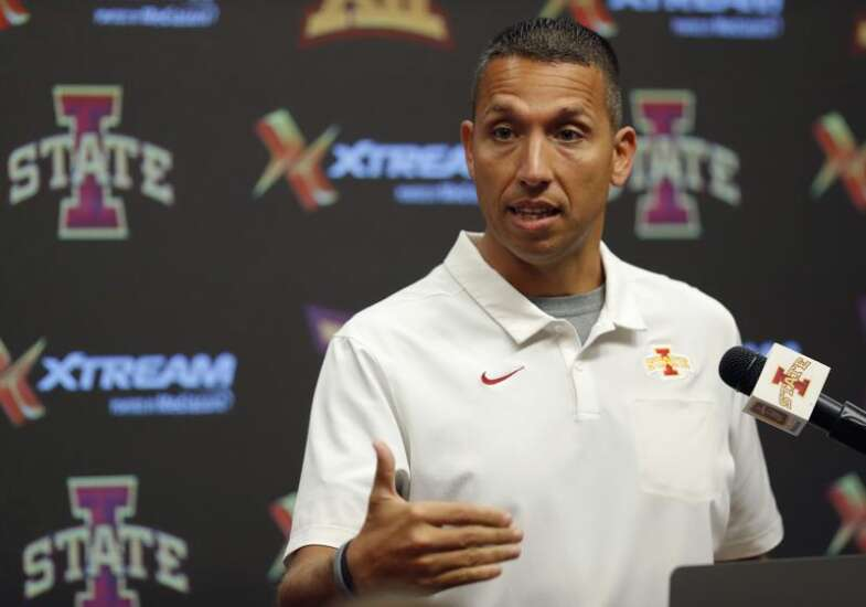Matt Campbell agrees to new deal with Iowa State football program