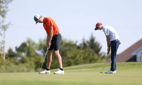 Wachtl overcomes illness to earn runner-up finish