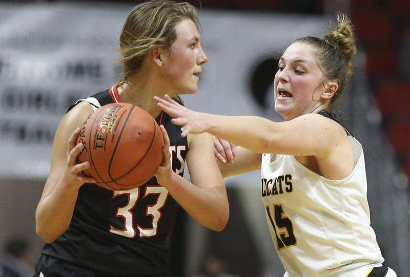 Iowa girls' state basketball 2021: A closer look at Friday's games