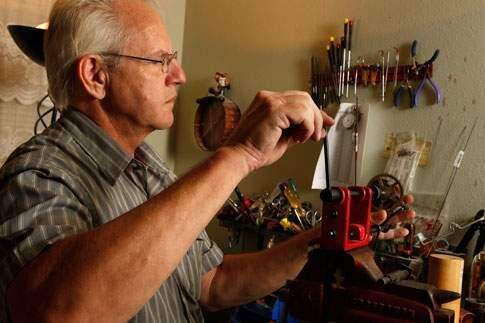 As older clock technicians retire, more business for those who remain