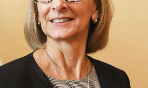 Christine Plunkett once left finance to run an apple orchard…