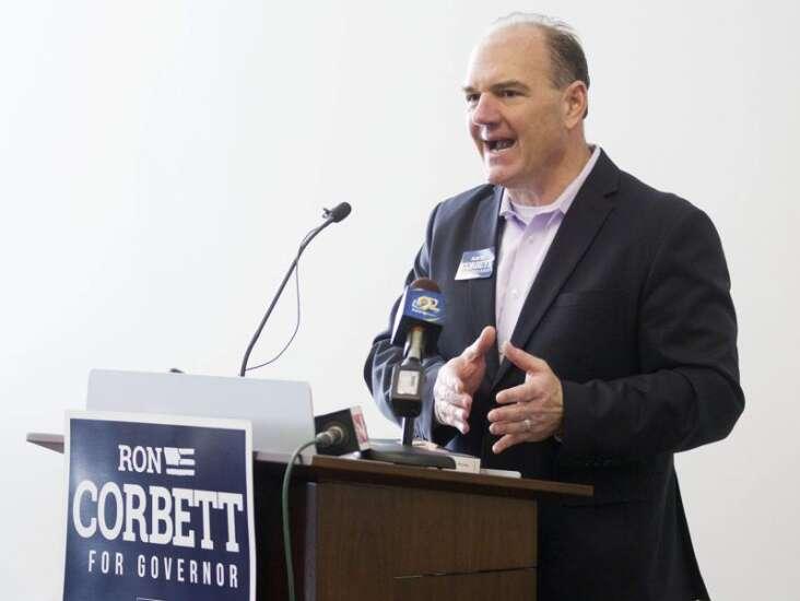 Ron Corbett calls challenge to spot on ballot 'baseless'