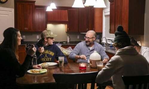 RoughRiders host family helps hockey players reach their goals