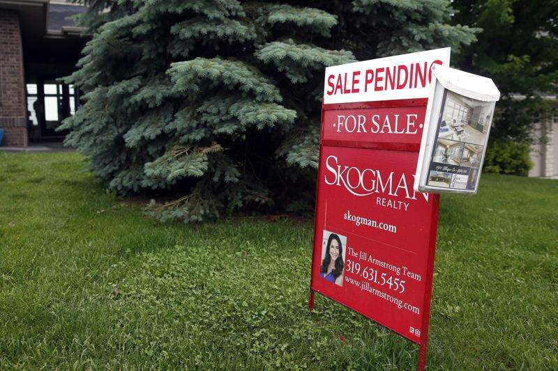 Demand is high for homes in Cedar Rapids, but the market is tight, made worse by the derecho