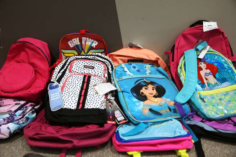 Pop-up pantry, school supply drive in Mount Vernon gets students back-to-school ready