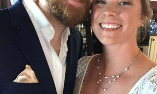 Matzen-Avery wed