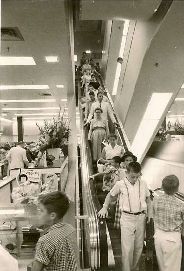 Piece of History: About those escalators at Armstrong's …