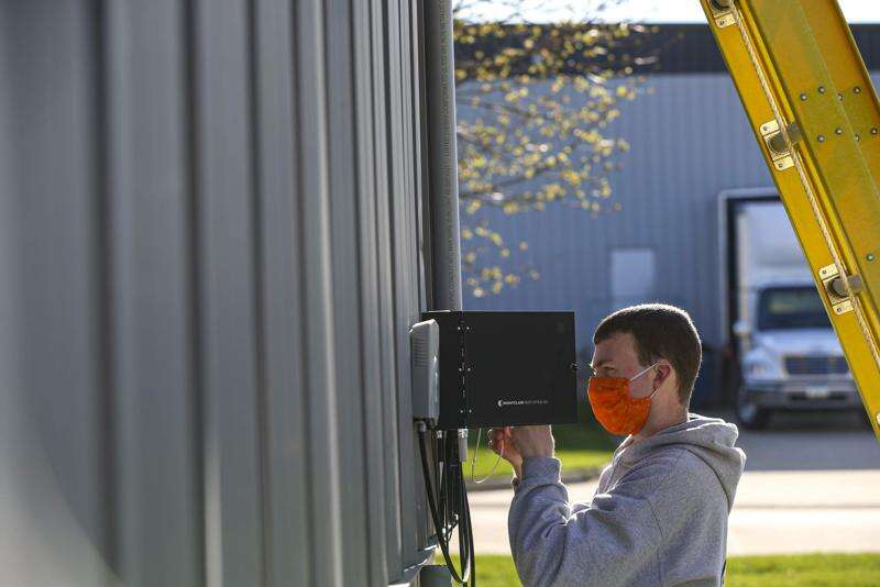 Internet providers see more service requests, new peak hours as customers stay home