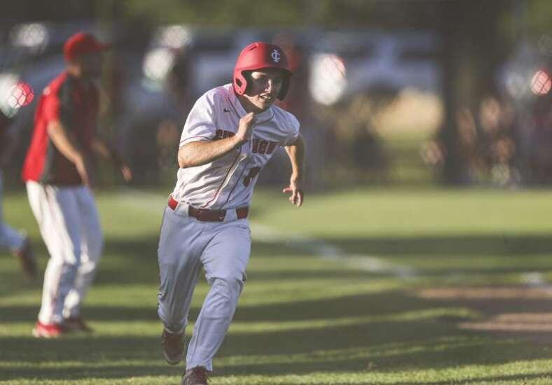 Big inning propels Iowa City High to substate baseball victory