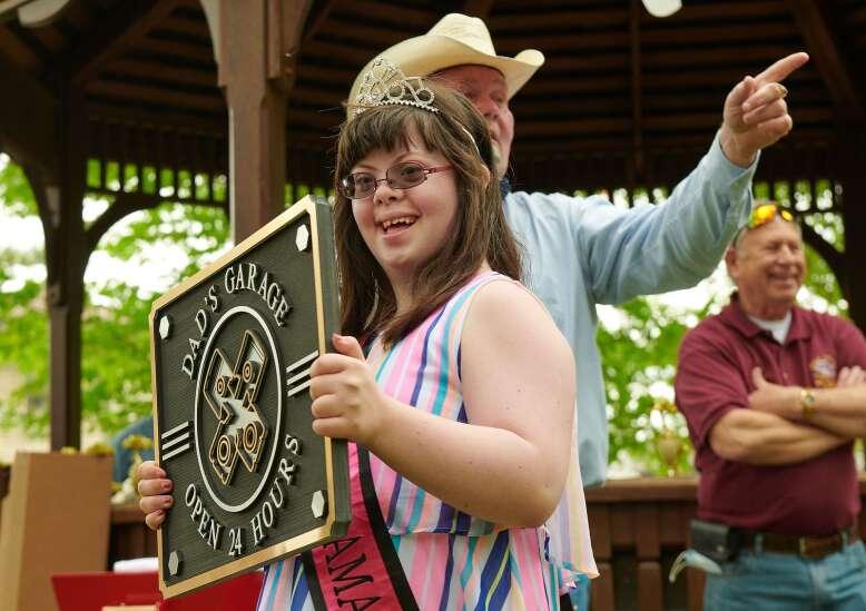 Iowa Miss Amazing Shelby Kurth advances to nationals