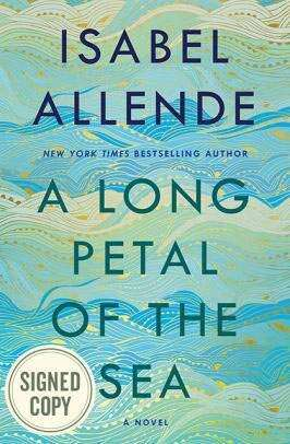 A Long Petal of the Sea Review: Isabel Allende's towering saga of war