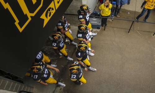Iowa football schedule: Be safe, be smart because season finale…
