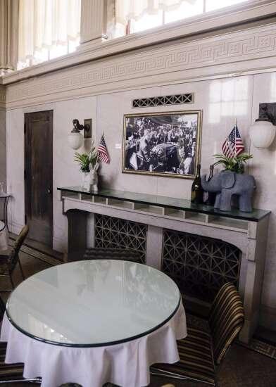 Presidential plates: Caucus Bistro opens in former Ladora Bank Bistro