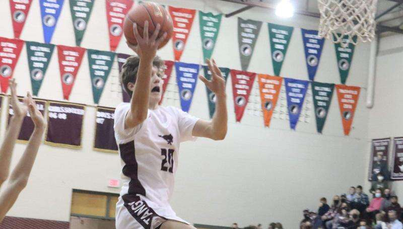 Mount Vernon SURVIVES 2nd-half rally from Mount Pleasant in 3A substate semifinals