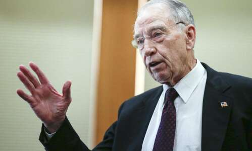 Grassley calls for reinforcements in ethanol fight