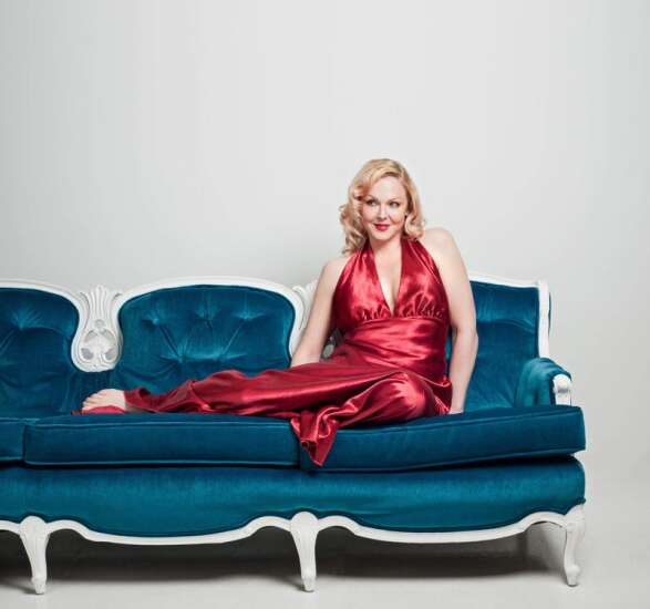 Sultry singer Storm Large carves long and winding career path
