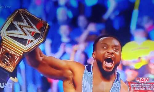 Former Hawkeye football player Big E becomes WWE world champion