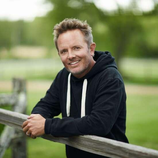 Chris Tomlin headlines Christian concert at McGrath Amphitheatre