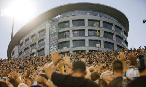 Special 'Iowa Wave' planned Monday outside UI Children's Hospital