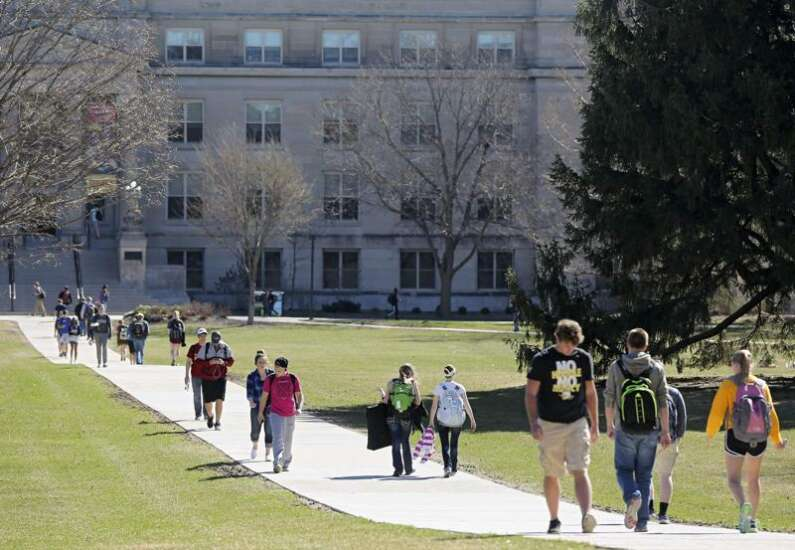 Tuition hike in Iowa could be just the beginning