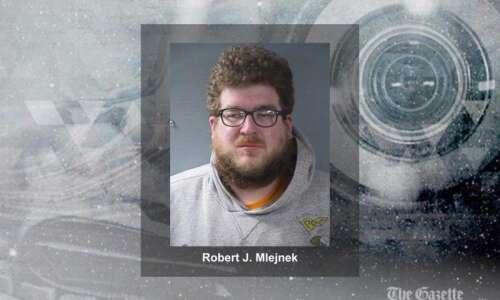 Coralville man arrested after drunken fire station break-in