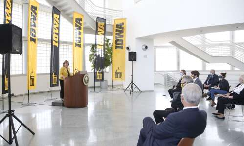 New University of Iowa president contract includes notable adds