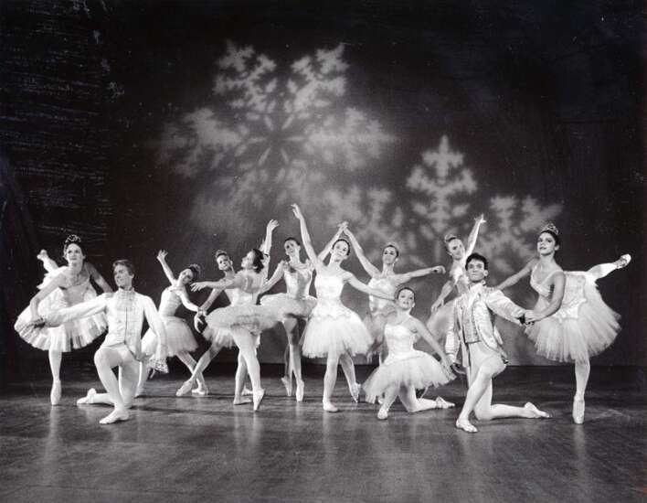 Time Machine: How and when 'The Nutcracker' became holiday favorite in Eastern Iowa