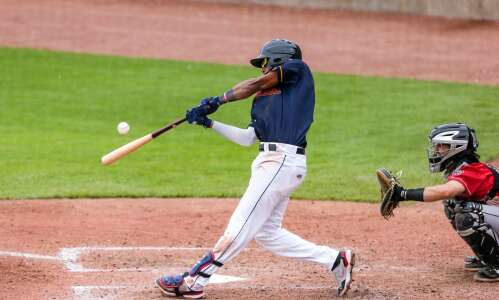 Wander Javier's home run gives Kernels 12-inning win over Peoria