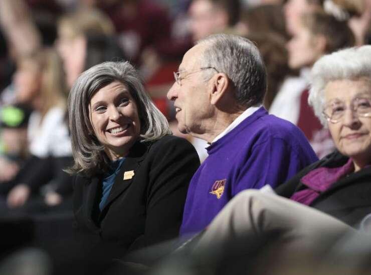 Iowa Sens. Joni Ernst, Chuck Grassley support bill targeting sexual assault in the military