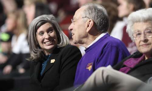 Ernst, Grassley support bill targeting sexual assault in the military