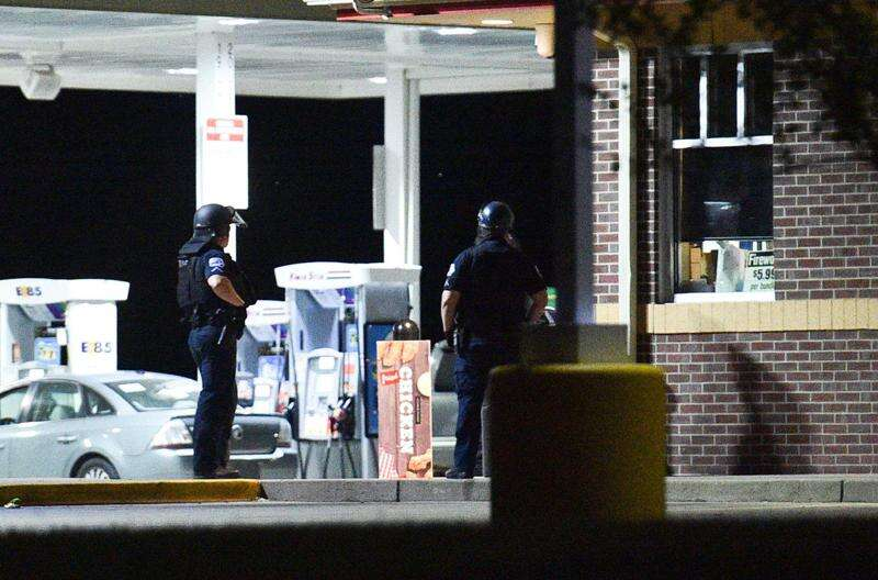Authorities: Heavily armed men linked to Davenport violence this weekend