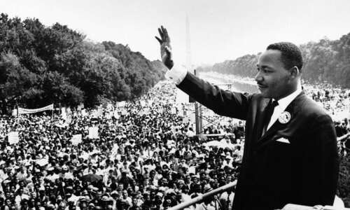 Martin Luther King Jr. Day events in Iowa City, Cedar…