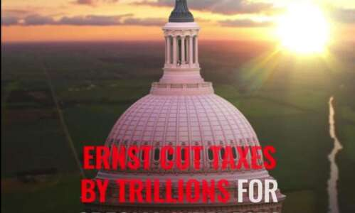 Fact Checker: Attack on Ernst goes a bit further than…
