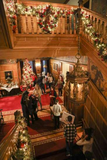 Home for the holidays: Tickets on sale as Brucemore prepares to reopen its doors this week
