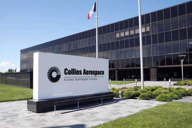 Collins Aerospace unveils temporary salary cuts, furloughs as result of coronavirus pandemic