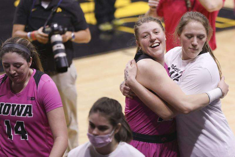 Iowa women's basketball 2021-22 non-conference schedule announced