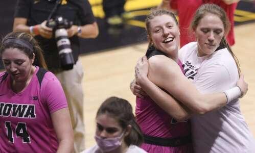 Iowa announces women's basketball non-conference schedule