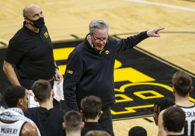 Fran McCaffery gets 4-year contract extension at Iowa