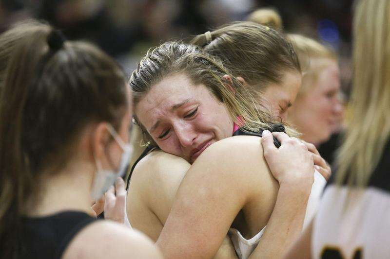 Dike-New Hartford rallies past Maquoketa Valley for 2A girls' state basketball championship