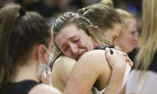Dike-New Hartford rallies past Maquoketa Valley for 2A girls' state…