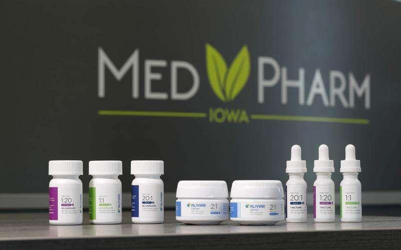 MedPharm Iowa unveils new medical marijuana products