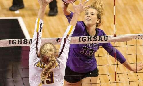Iowa high school volleyball 2021: Gazette area players to watch