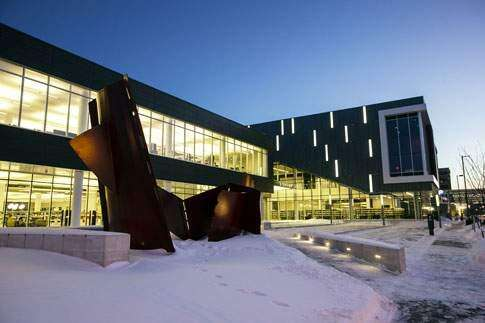 """Running a $46-million, """"world-class"""" library costs money, too"""