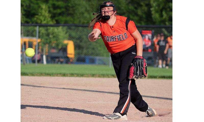 Fairfield 3rd in softball rankings
