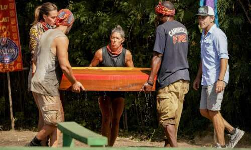 Heat is on in 'Survivor: Winners at War'
