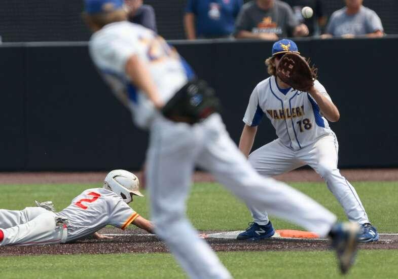 Photos: Marion vs. Dubuque Wahlert, Class 3A Iowa high school state baseball championship